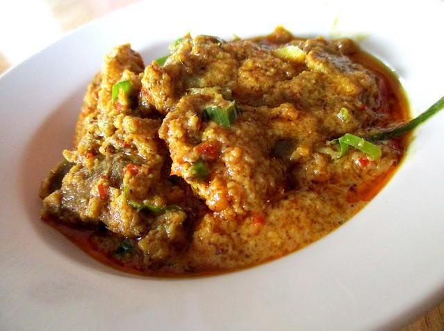 Sri Pelita beef rendang