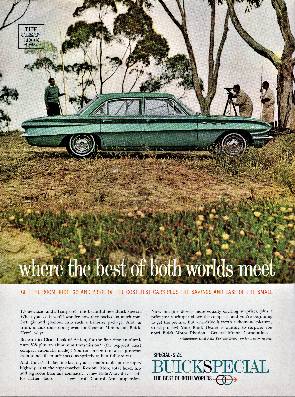 1961 Buick Special Sedan