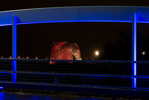 2017-11-13 (Day 317) Blue Bridge, Red Horses | by atp