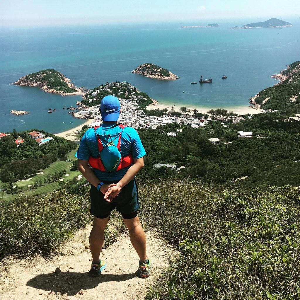 Amihan Hauler at Hong Kong's Dragon Back