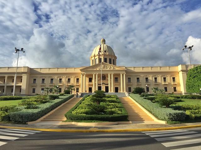 Palacio Presidencial en Santo Domingo (República Dominicana)