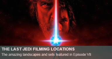 The Last Jedi Filming Locations