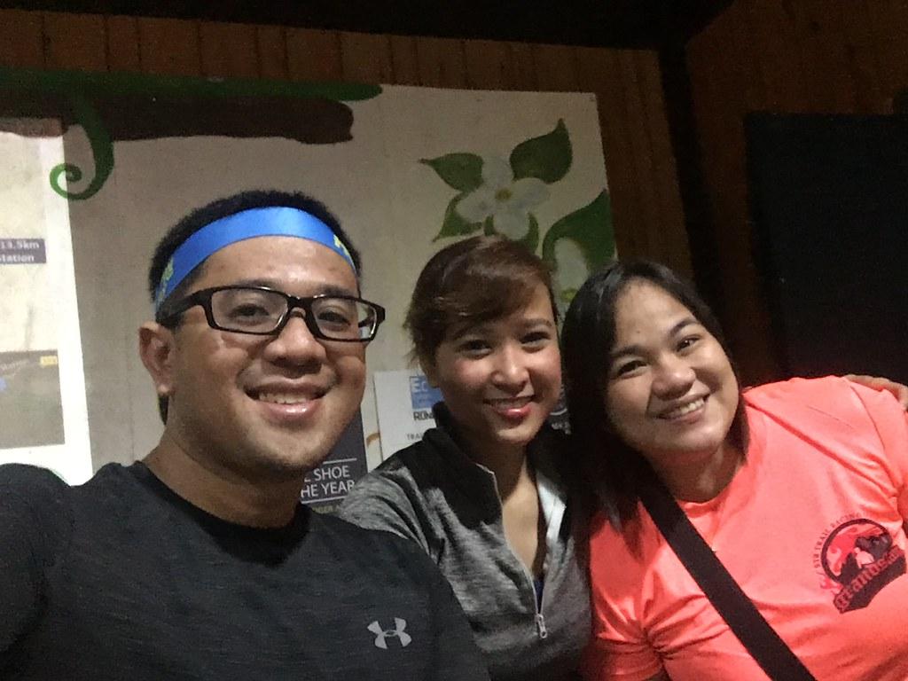With Princess and Hazel