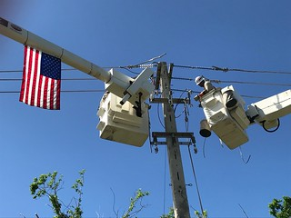 Power restoration in northeastern Puerto Rico Oct. 30 | by Western Area Power Admin