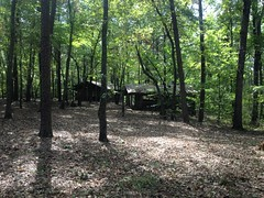 Former Camp Appalachian Wilderness - Primitive Camp 2