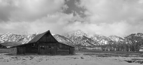 T.A. Moulton Barn at Grand Tetons N.P, | by chiapeteater
