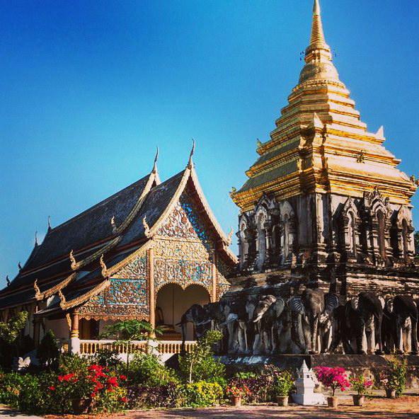 15 Facts About Chiang Mai - Wat Chiang Man