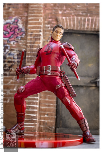 Daredevil Mezco ONE:12 | by manumasfotografo