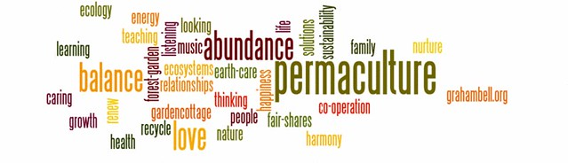 PERMACULTURE DESCRIBED IN WORDS