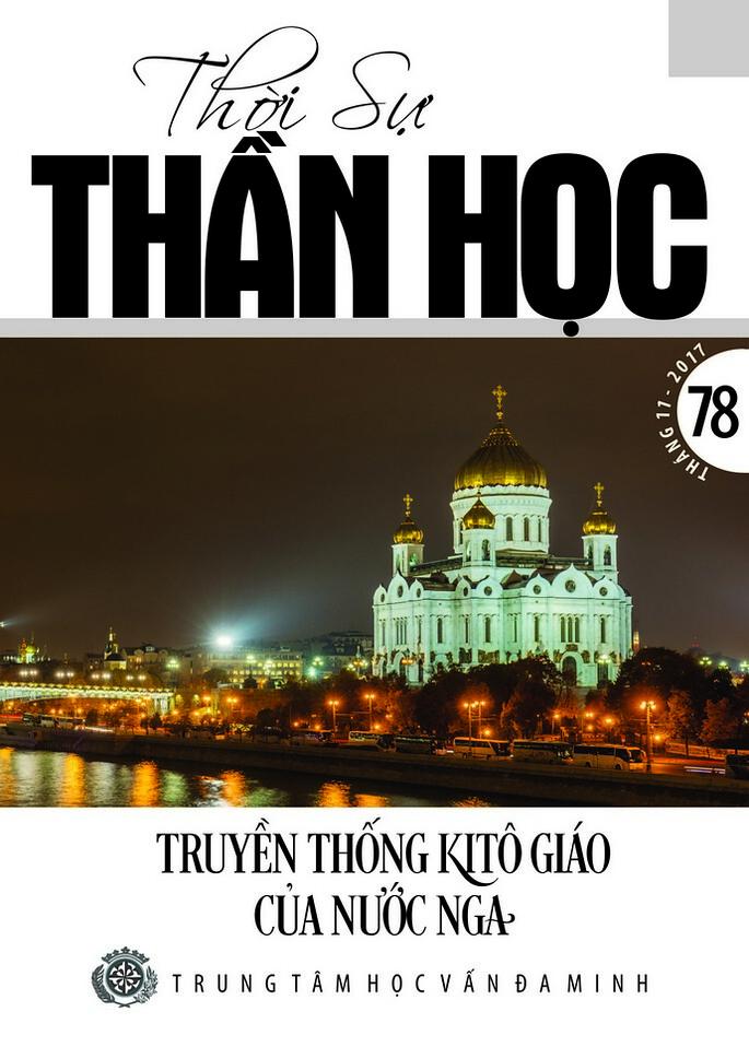 Thời Sự Thần Học: Truyền Thống Kitô Giáo Của Nước Nga - Số 78