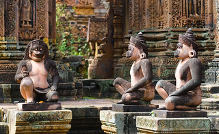 Banteay Srei Temple | by Tucpasquic