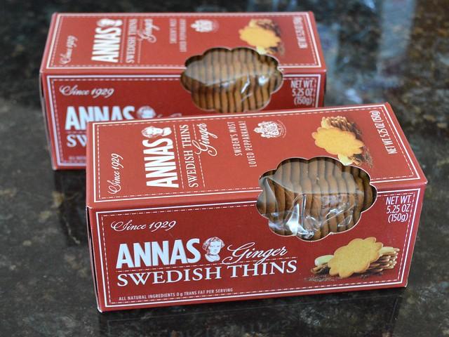 Xmas Foods Annas pepparkakor