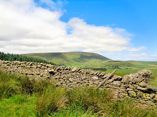 A view of Pendle Hill