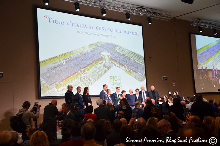 A Press Conference da FICO Eataly World