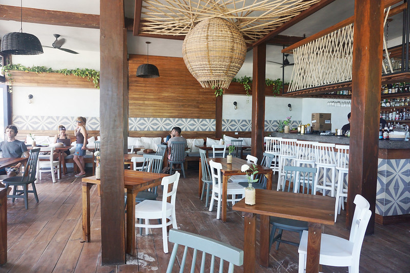 Lunch at the Real Coconut Tulum