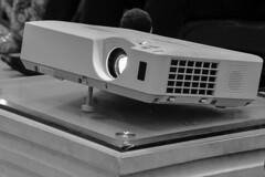 Hitachi projector, EDU