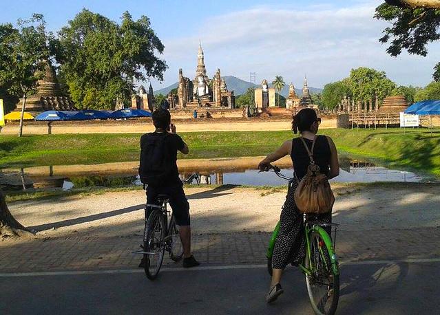 Chiang Mai Bicycle 01