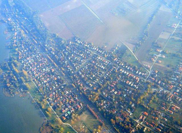 VCSE - A leesés előtti pillanatok, a Balaton partja