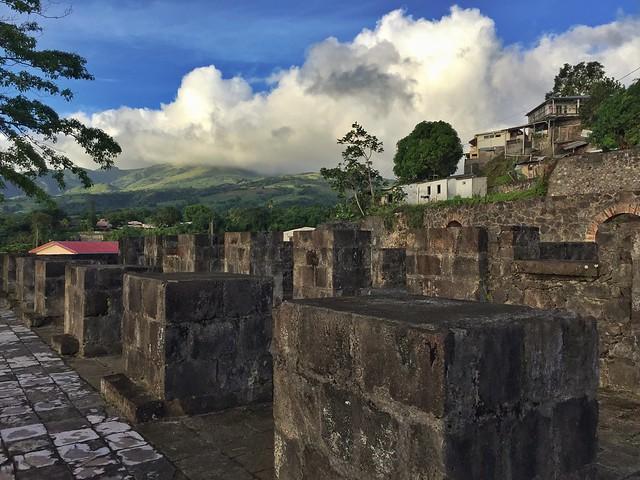 Ruinas de Saint Pierre (Martinica)