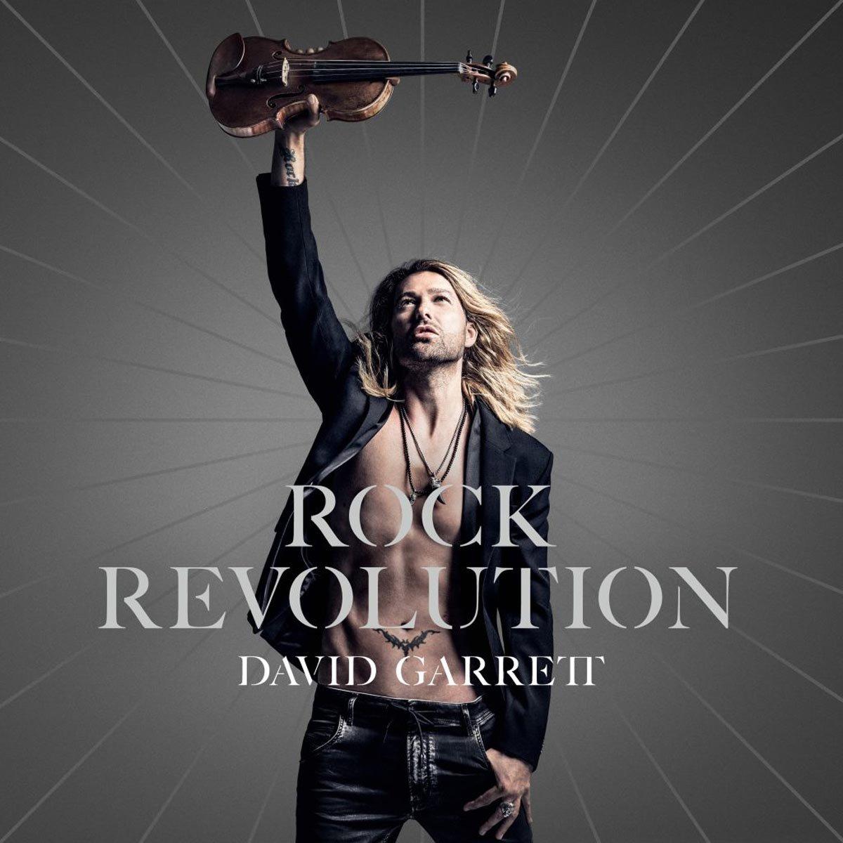 David Garrett|Rock Revolution[2017][MP3|320 Kbps]