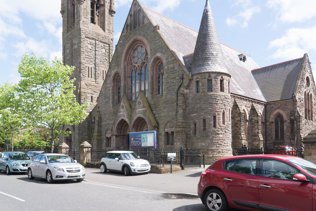 FITZROY PRESBYTERIAN CHURCH  IN BELFAST 006