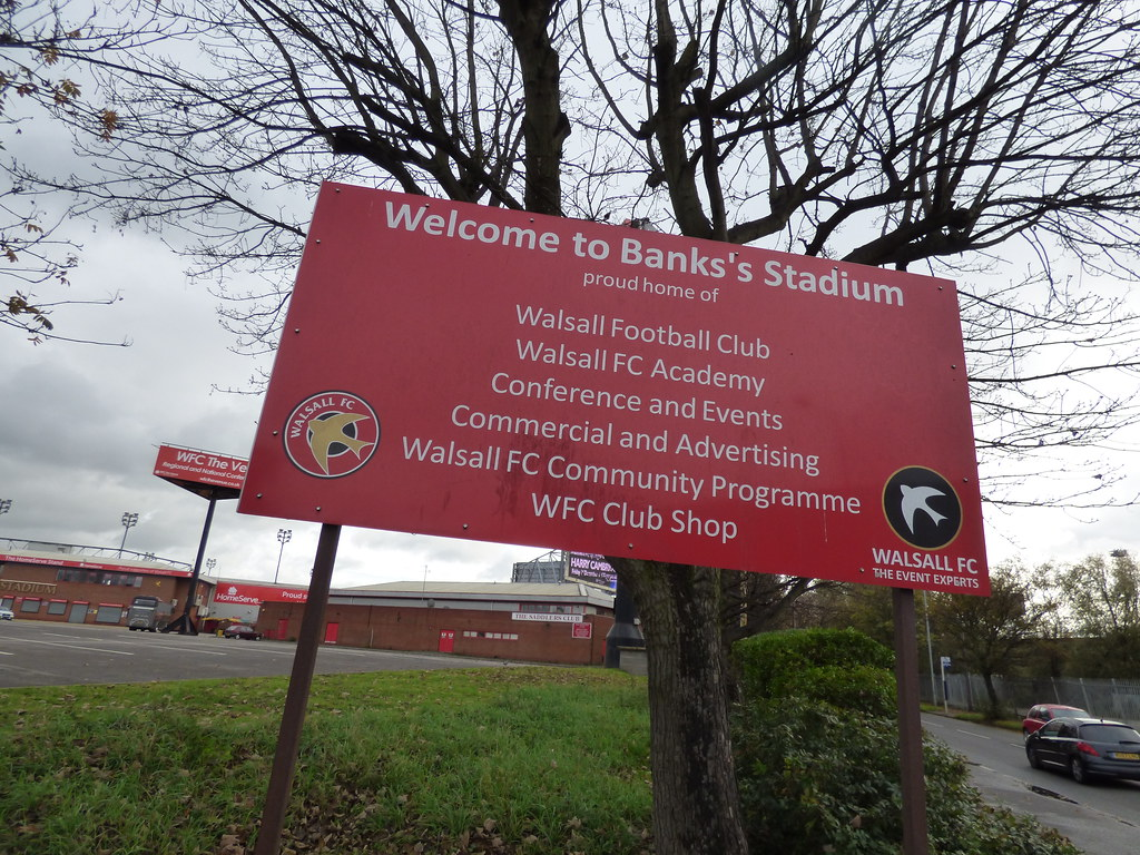 Banks's Stadium: Walsall Council Leader Won't Rule Out Potential Purchase