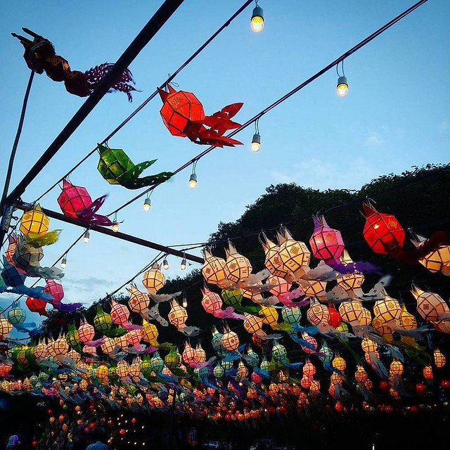Yee Peng Lantern Festivals Decorations