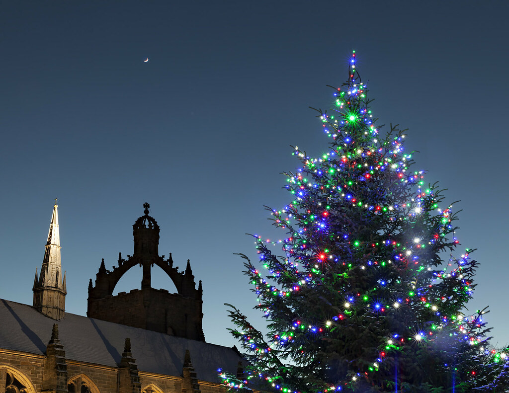 Merry Christmas 2017 - King\'s College Aberdeen | Merry Chris… | Flickr