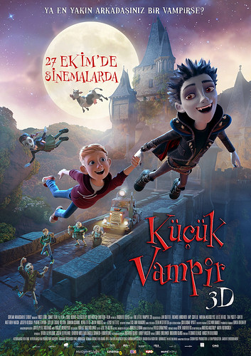 Küçük Vampir - The Little Vampire (2017)