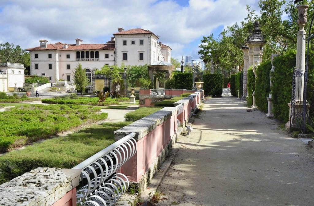 Villa Vizcaya | Vizcaya Museum & Gardens. Miami, Florida. | jpellgen ...