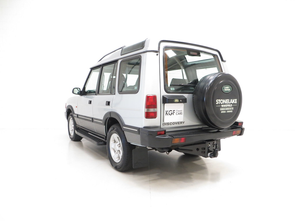 1998 Land Rover Discovery Xs 300tdi Kgf Classic Cars Flickr By