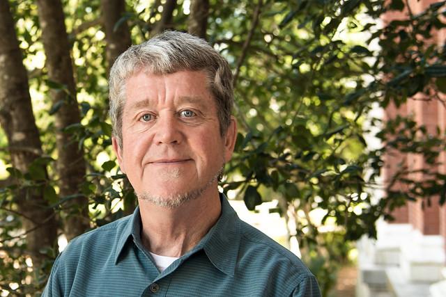 Bill Deutsch poses for a photograph.