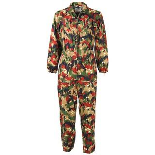 Tuta militare camouflage 1980