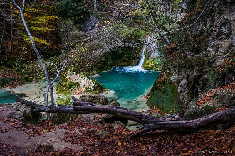 Poza del río Urederra