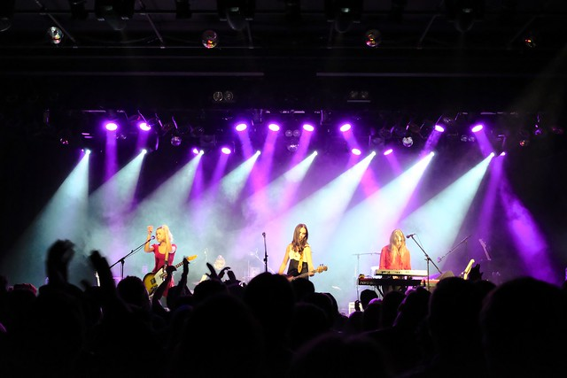The Beaches | The Commodore Ballroom | Granville Street, Vancouver