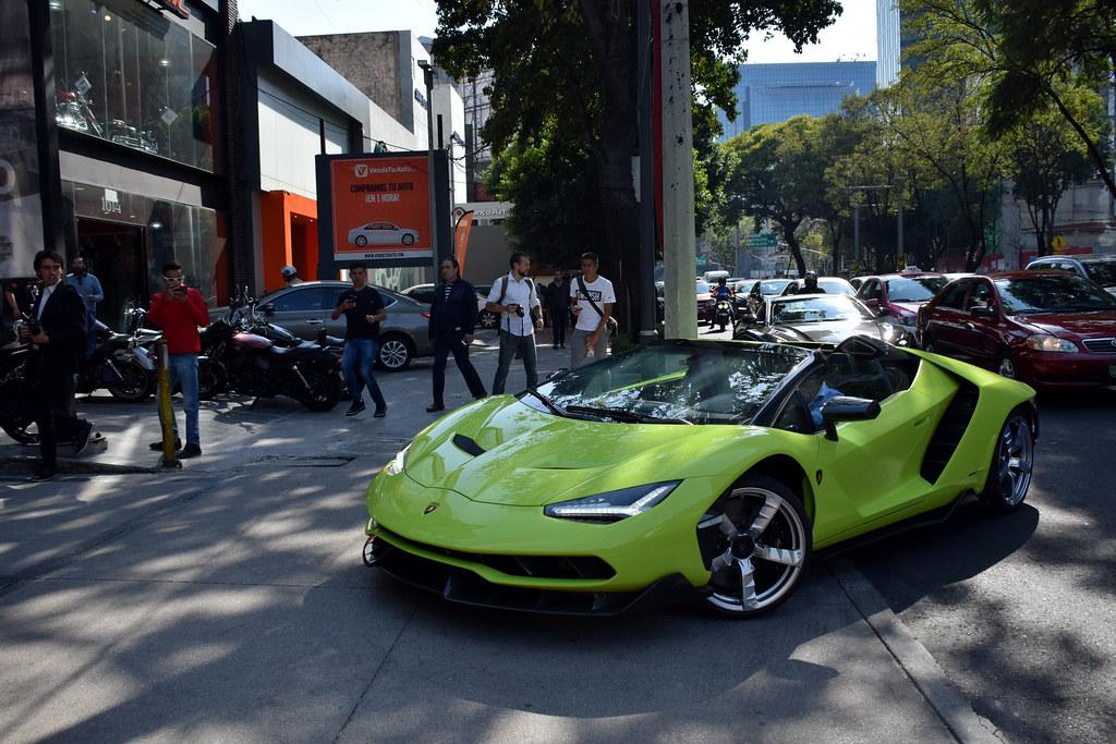 Lamborghini Centenario Roadster En Mexico Facebook Autos Flickr