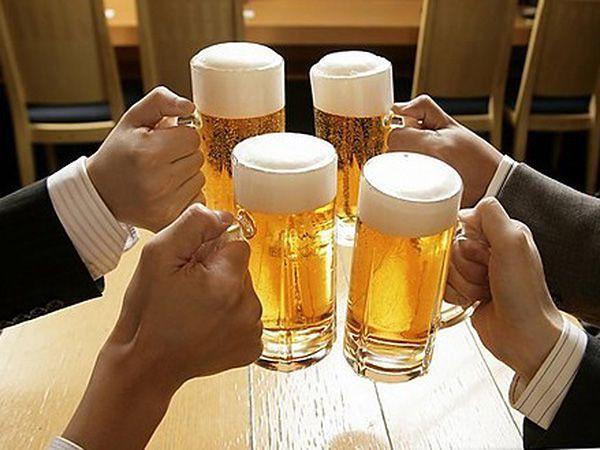 Cách chữa say bia rượu hiệu quả trong 5 phút