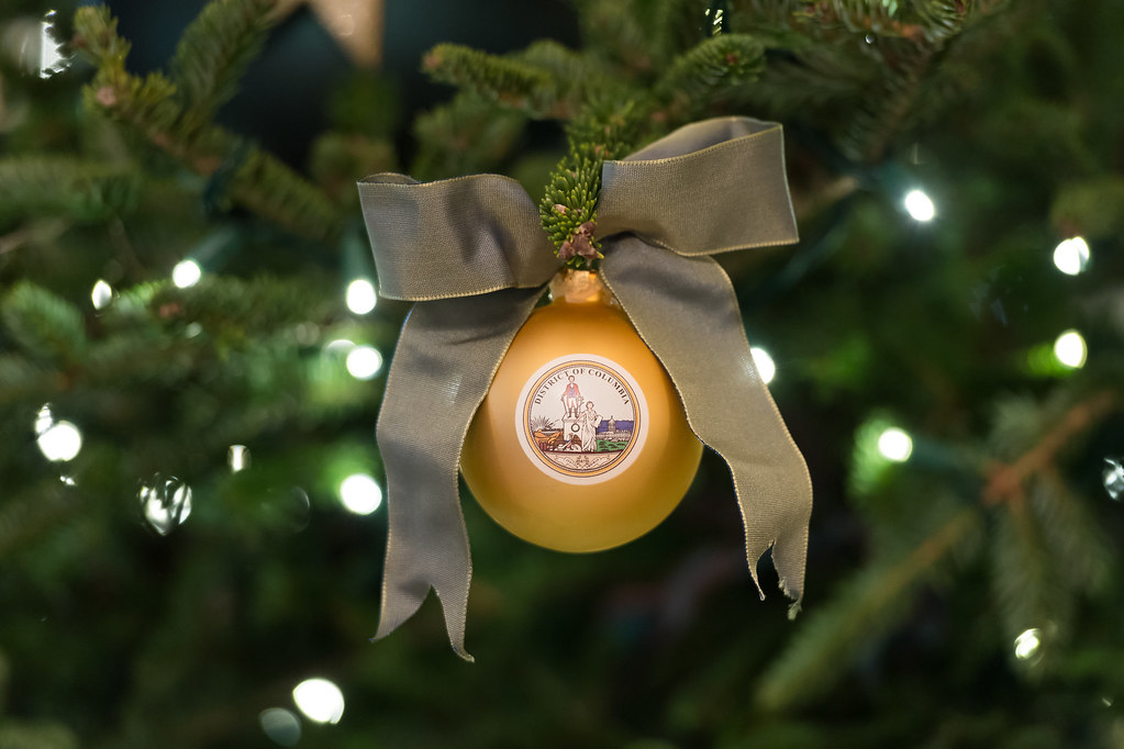 Christmas Ornaments Of The