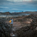 Inside Krafla Smoking Lava Fields 🌋  - Iceland