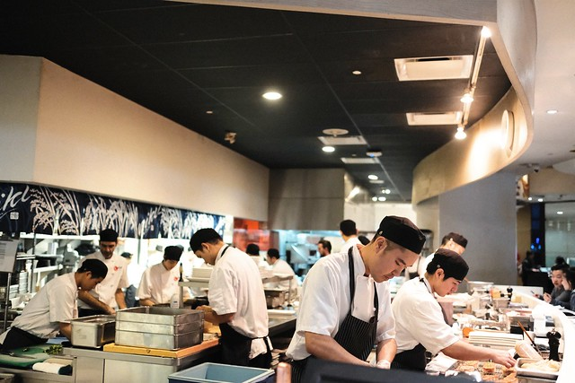 Aburi Prime Sushi | Miku Restaurant | Vancouver Waterfront
