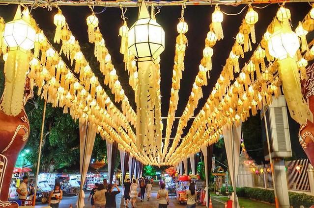 Loy Krathong & Yee Peng Lights