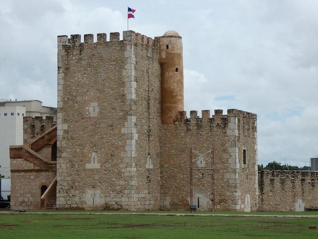 Fortaleza Ozama, uno de los imprescindibles que ver en Santo Domingo (República Dominicana)