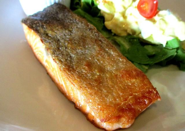 Bistecca & Bistro salmon 3