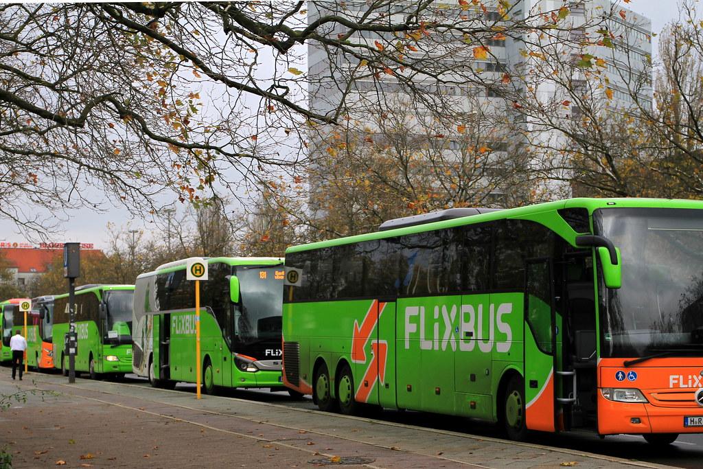 Flixbus | Flixbus - Der Fernbus - Foto: Andreas Trojak