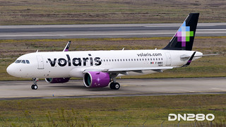 Volaris A320-271N msn 7804 | by dn280tls