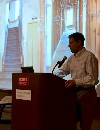 Reid Thomas, State Historic Preservation Office | by NC Preservation Consortium
