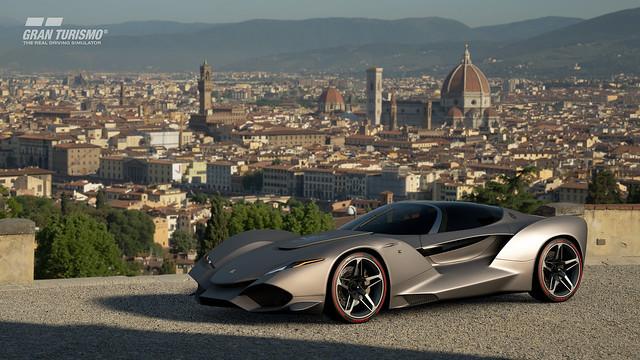 Gran Turismo Sport - Zagato IsoRivolta Vision Gran Turismo