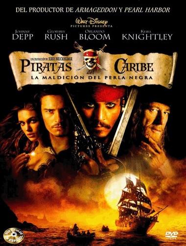 Cartel de Piratas del Caribe: La Maldición de la Perla Negra