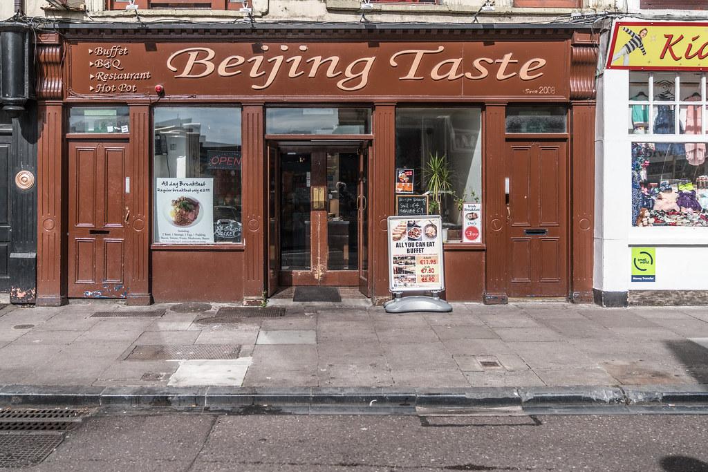 BEIJING TASTE CHINESE RESTAURANT [SINCE 2008 AT 23-24 NORTH MAIN STREET CORK]
