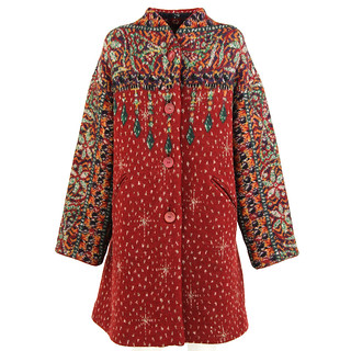Missoni Wool Coat 1980s